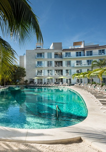 Residences in playa del carmen